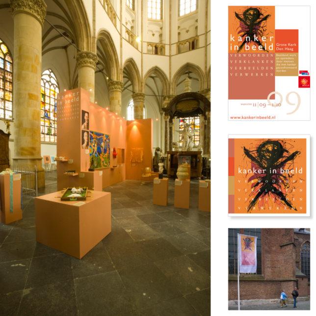 Expositie Kanker in Beeld, Den Haag