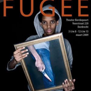 Affiche Fugee, Jeugdtheaterschool Dordrecht